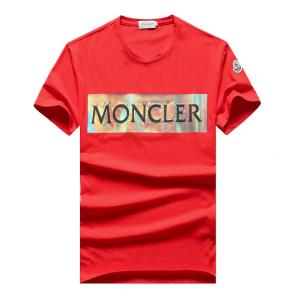 t-shirts moncler 2020 new season rainbow logo 8035