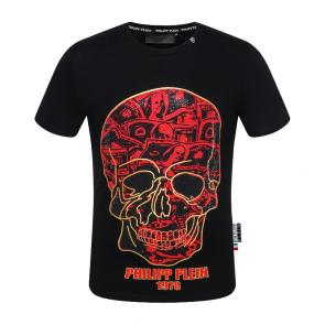 t-shirt garcon philipp plein cool think plein logo