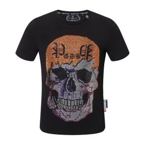 t-shirts luxury brand by philippe plein la marque 99180 larg skull