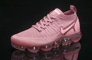 top qualite nike air vapormax femme 942843-500 pink