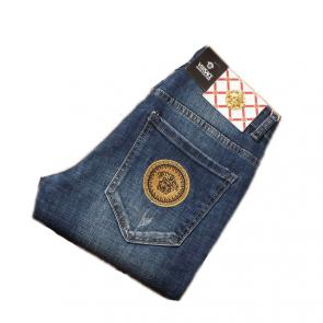 versace jeans couture slim fit stitched jean vv1