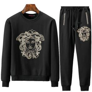 jacket de jogging versace collection sport medusa logo