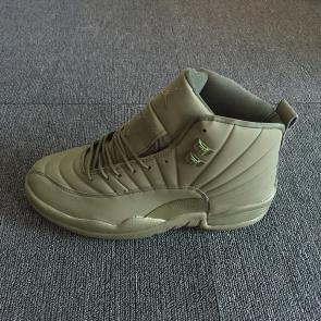 air jordan 12 for sale graduation pack army green