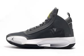 air jordan 34 france shoes black gray