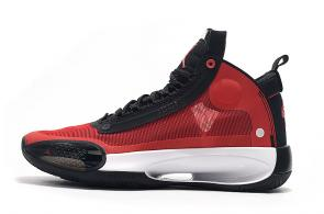 air jordan 34 france shoes black red