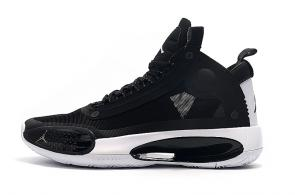 air jordan 34 france shoes black white