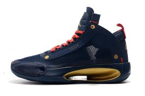 air jordan 34 france shoes navy blue