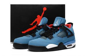 air jordan 4 original uk scott x blue