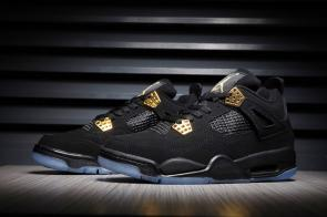 air jordan 4 original uk black gold