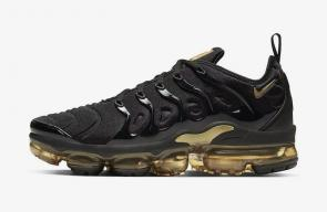 air max tn multicolor black gold