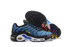 basket nike air max tn requin half blue