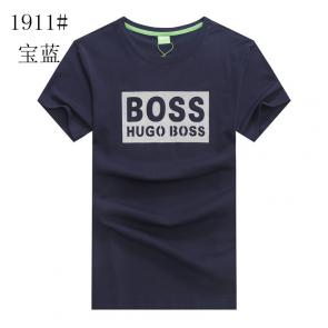 boss t-shirt cheap 2020 b1911 blue