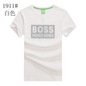 boss t-shirt cheap 2020 b1911 white