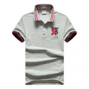 burberry t-shirt collar m-3xl broderie pony polo