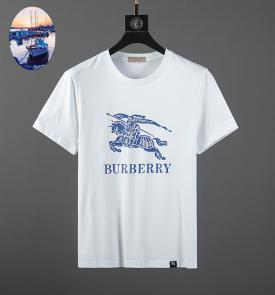 burberry t-shirt sale  england mercerized cotton 104 white