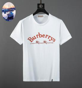 burberry t-shirt sale  england mercerized cotton 105 white