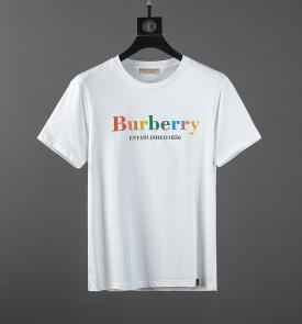 burberry t-shirt sale  england mercerized cotton 107 white