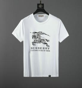 burberry t-shirt sale  england mercerized cotton 108 white