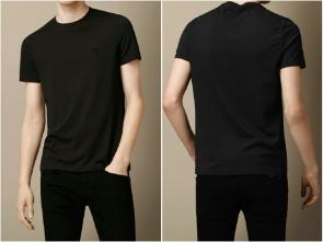 burberry t-shirt sale  england b1707 black