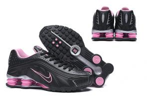 buy nike shox r4 torch women noir rose
