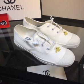 chanel chaussures wome price casual chaussures canvas chaussures honeybee yellow