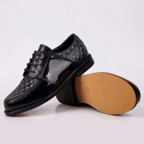 chanel shoes wome price leather shoes retro black