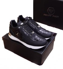 chaussure philipp plein sport homme stone qp leather