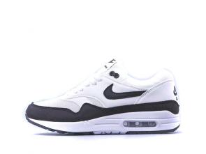 chaussures de course homme nike air max 87 net black white