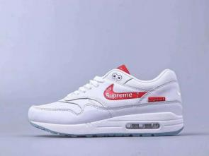 chaussures de course homme nike air max 87 superme nike white