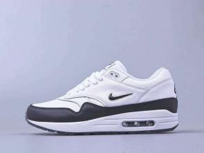 chaussures de course homme nike air max 87 white black 2019