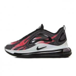 cheap nike air max 720 for sale fire red black
