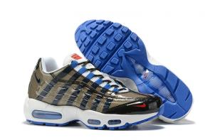 discount nike air max 95 by christian cheap stripe beige black man