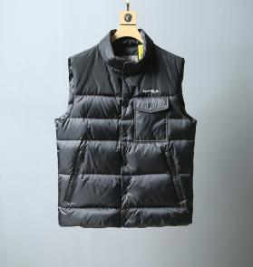 doudoune moncler sans hommesches homme stand collar buckle down jackets autumn winter