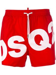 dsquared shorts 2018 casual dressing dsq2 red