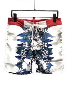 dsquared shorts 2018 casual dressing flower white