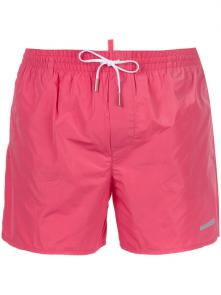 dsquared shorts 2018 casual dressing icon pink
