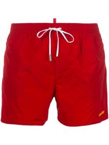 dsquared shorts 2018 casual dressing icon red