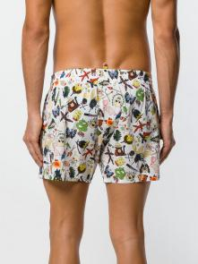 dsquared shorts 2018 casual dressing k101 white