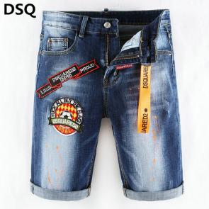 dsquared2 jeans short biker back icon