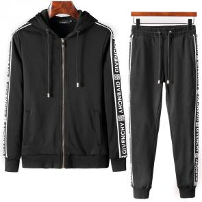 ensemble Tracksuit givenchy homme hoodie noir