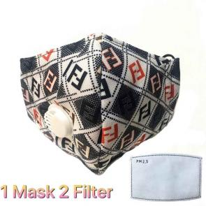 fendi mask discount ff grid