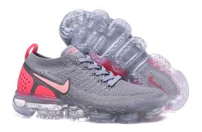france nike air vapormax femme pairs 942843-006 gray orange