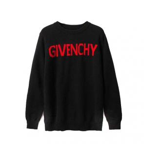 givenchy pull en laine multicolore discount givenchy logo rouge noir