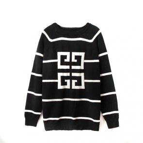 givenchy pull en laine multicolore discount givenchy women logo back