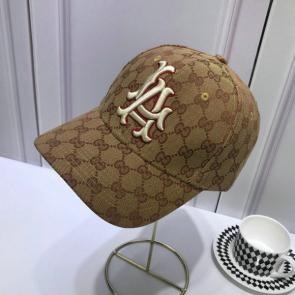 gucci casquette supreme gg a imprime la angels canvas brown