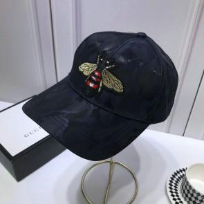 gucci casquette supreme gg a imprime camouflage honeybee blue