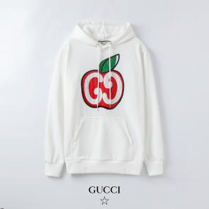 gucci man sweatshirt for cheap apple mode white