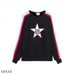 gucci man sweatshirt for cheap star center gg
