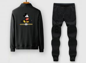 gucci tracksuit mens cheap mickey mouse back dance,Tracksuit style gucci