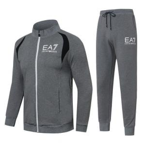 homme jogging armani ea7 survetement cool88267 gray